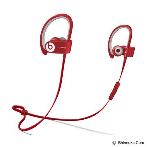 BEATS™ BY DRE™ Powerbeats™ 2 Wireless In-Ear Headphone [MHBF2PA/A] - Red - Earphone Ear Monitor / Iem